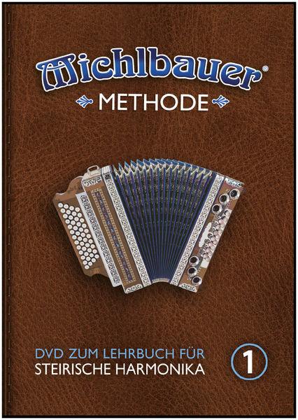 Echo Musikverlag Michlbauer Methode DVD 1