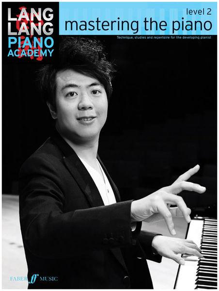 Faber Music Lang Lang Mastering Piano 2 E