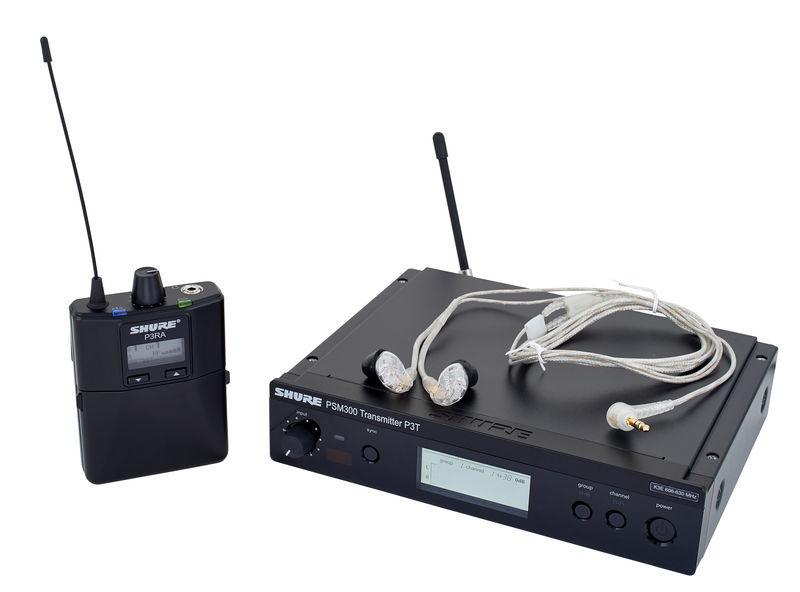 PSM 300 Premium SE215 S8 Shure
