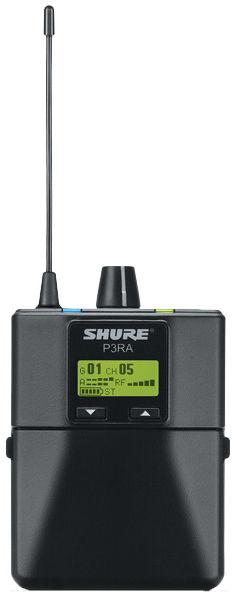 Shure P3RA PSM 300 K3E