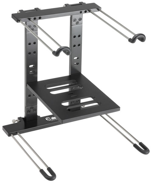 Adam Hall SLT 006B Laptop Stand black