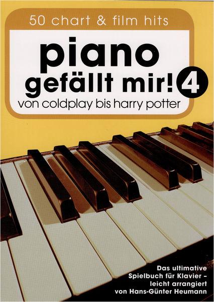 Bosworth Piano Gefällt Mir! Vol.4 Ring