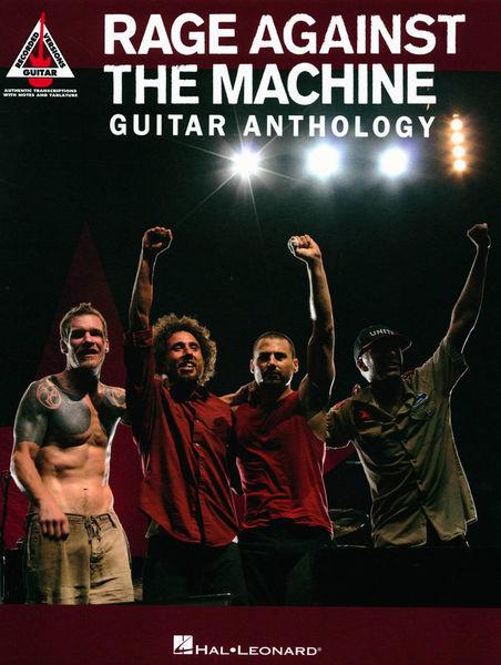 Hal Leonard Rage Against The Machine