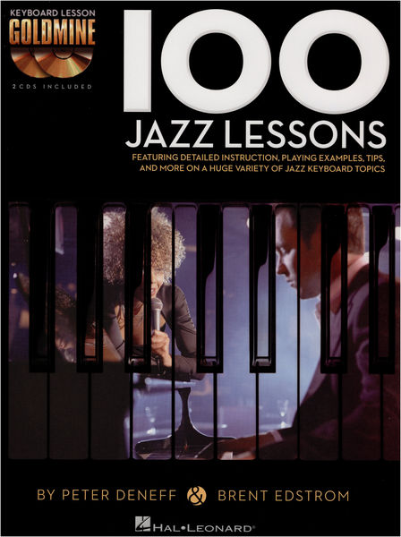 Hal Leonard Keyboard Lesson 100 Jazz