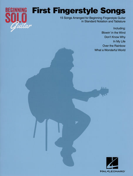 Hal Leonard Beginning Solo Guitar: First