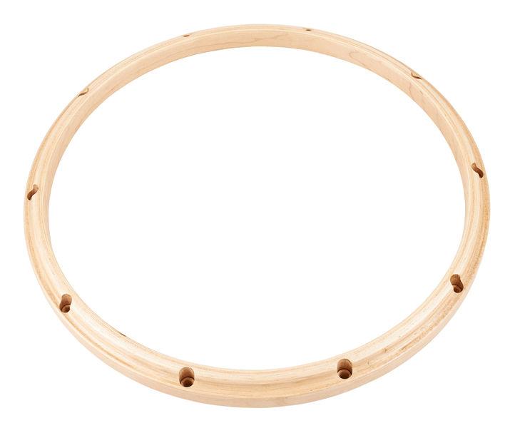 """Gibraltar 14"""" Snare Wood Hoop Batter"""