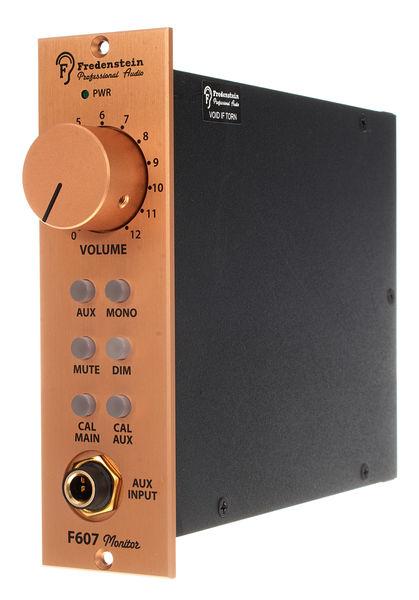 Fredenstein F607 Monitor Controller