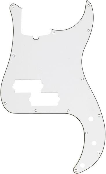Fender P Bass Pickguard Parchment