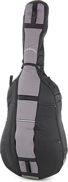 Roth & Junius BSB-01 3/4 GY/BK Bass Soft Bag