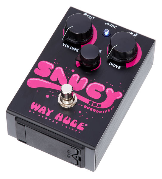 Way Huge Saucy Box Overdrive