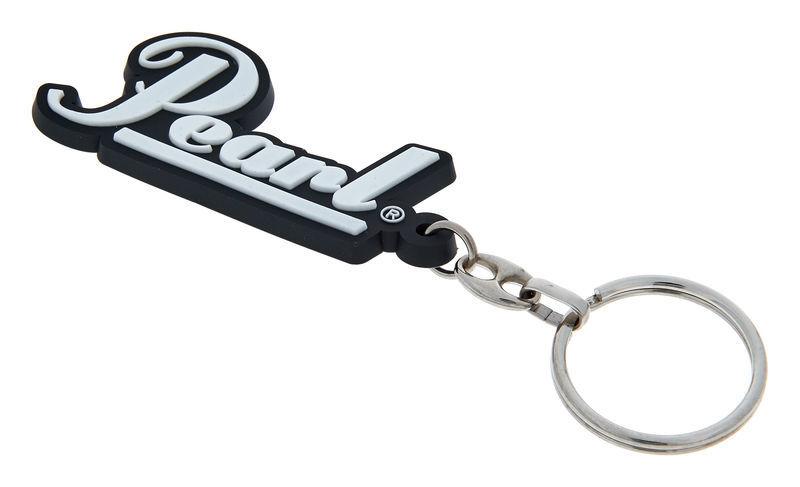 Pearl Key Ring Pearl Logo