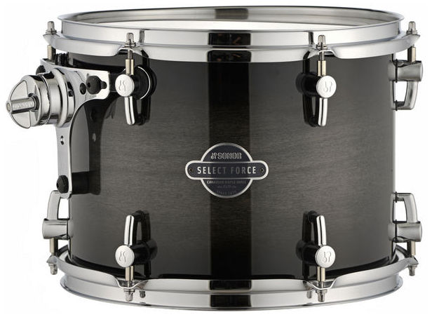 "Sonor 12""x09"" TT Select Black Burst"