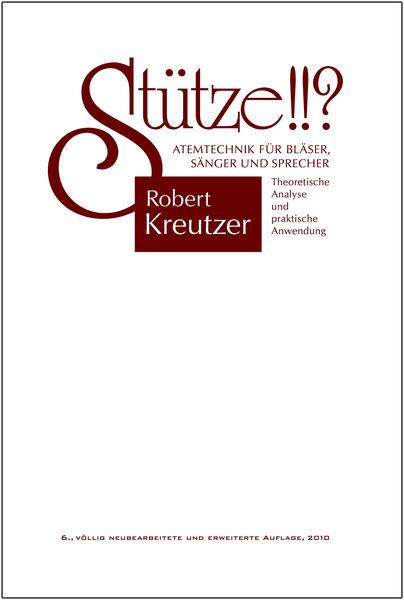 Robert Kreutzer Stütze!!? Atemtechnik