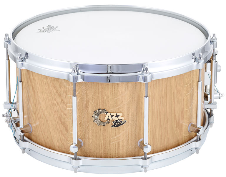 "CAZZ Snare 14""x7"" Oak Natural Satin"