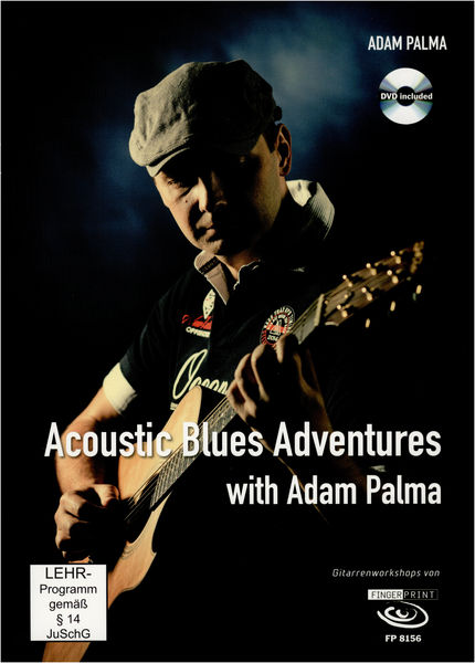 Fingerprint Acoustic Blues Adventure