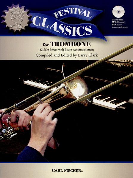 Carl Fischer Festival Classics Trombone