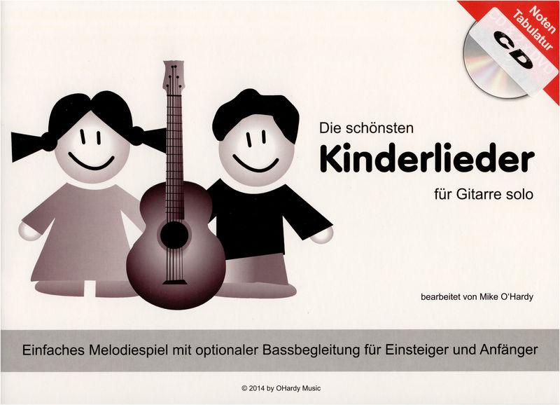 Ohardy Die schönsten Kinderlieder CD