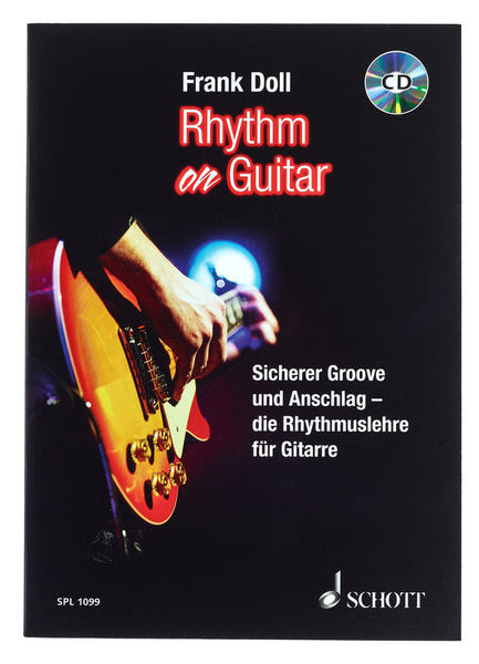 Rhythm On Guitar Schott