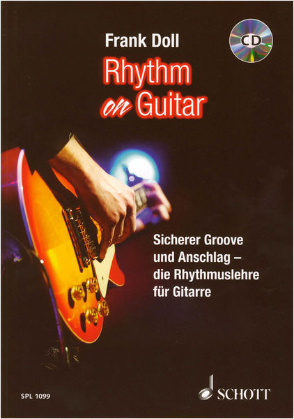 Schott Rhythm On Guitar