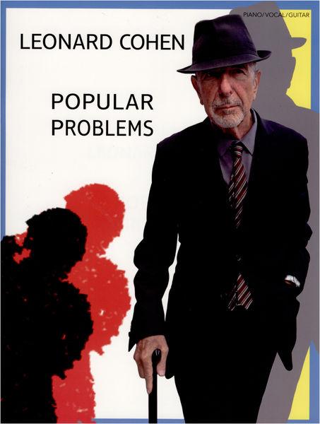 Hal Leonard Leonard Cohen: Popular Problem
