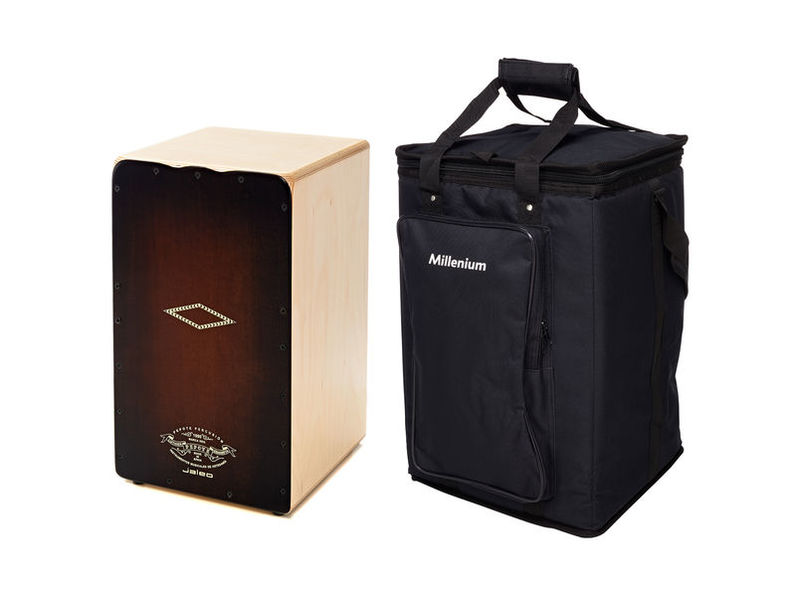 Pepote Jaleo Cajon Brown Bundle