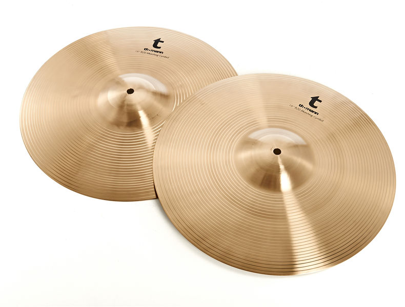 "Thomann 16"" B20 Marching Cymbals"