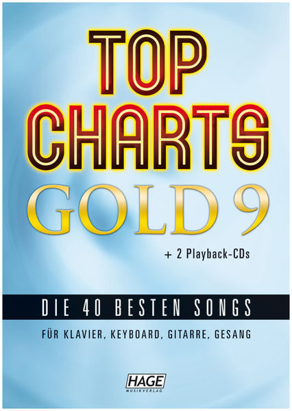 Top Charts Gold 9 Hage Musikverlag