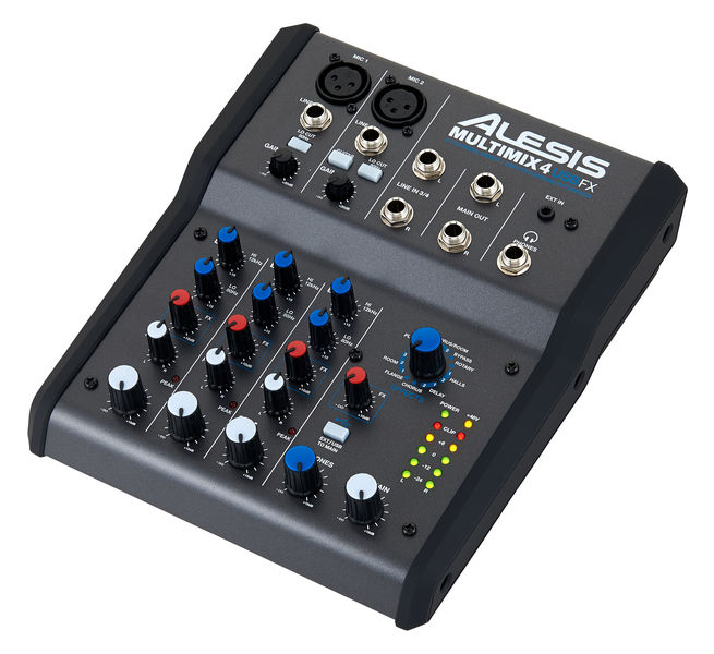 alesis multimix 16 usb manual
