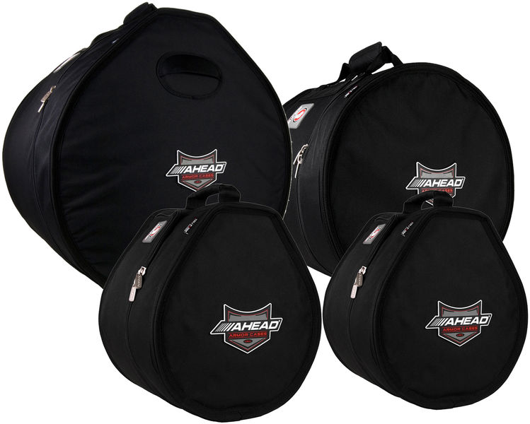 Ahead Armor Drum Case Set 4