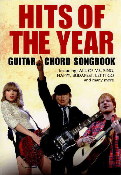 Wise Publications Hits Of The Year Guitar Chord