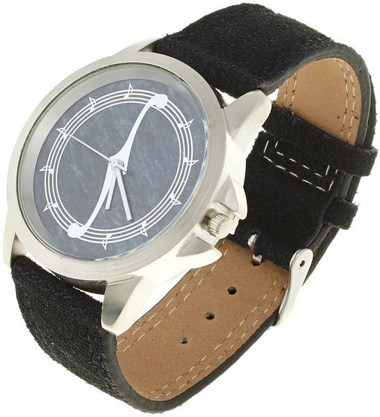 Rockys Wristwatch Note