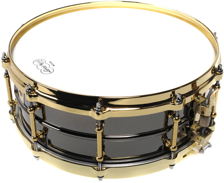 "Ludwig LB417BT 14""x6,5"" Black Beauty"