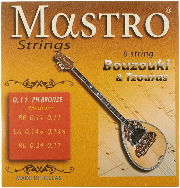 Mastro Bouzouki 6 Strings 011 PB
