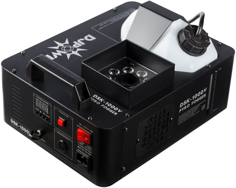 DJ Power DSK-1000V Fog Machine