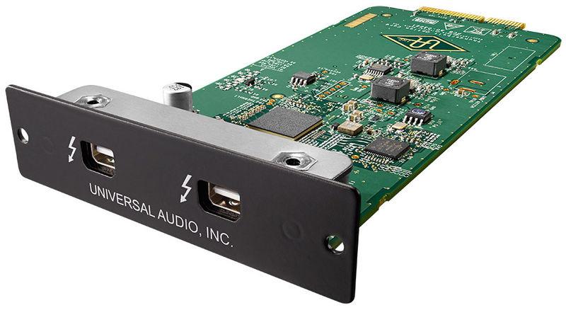 Universal Audio Apollo Thunderbolt 2 Card