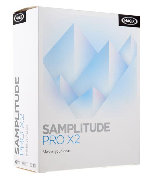Magix Samplitude Pro X2 D