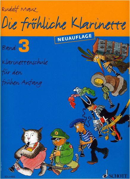 Schott Mauz Fröhliche Schule 3 Neu