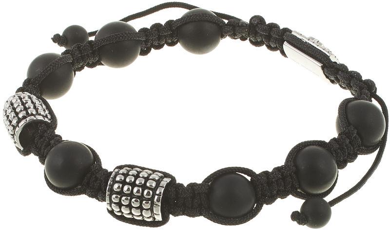 Rockys Bracelet Plaited Agate Stone