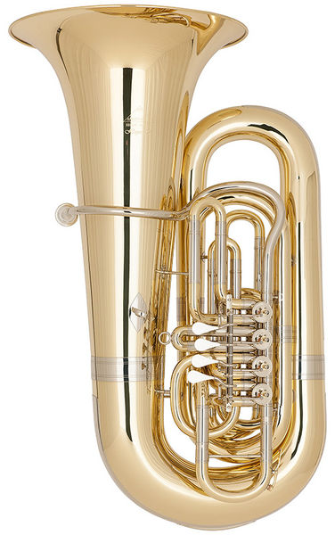 Miraphone 497A07000 Bb- Tuba Hagen 497