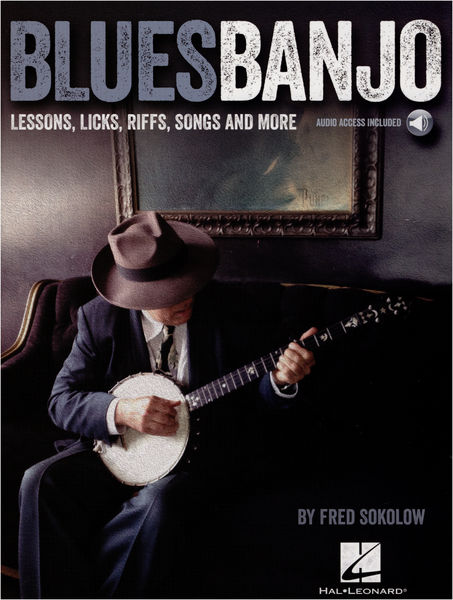 Hal Leonard Blues Banjo Lessons