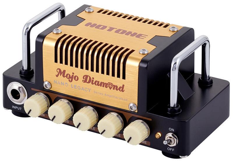 HoTone Nano Legacy Mojo Diamond