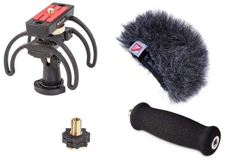 Rycote Tascam DR100/100 MKII Kit