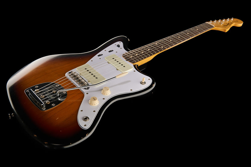 Fender Road Worn 60s Jazzmaster 3TS