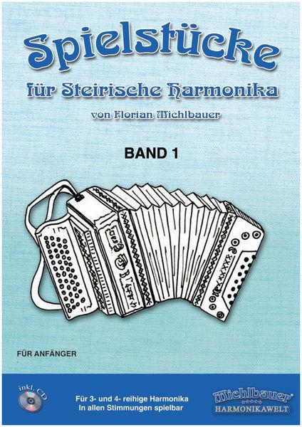 Echo Musikverlag Spielstücke Steirische Vol.1