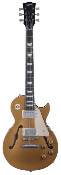 Gibson ES-Les Paul Gold Top