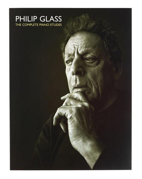 Philip Glass Piano Etudes Dunvagen Music Publishers