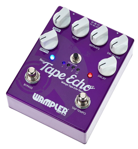 Wampler Faux Tape Echo Delay V2