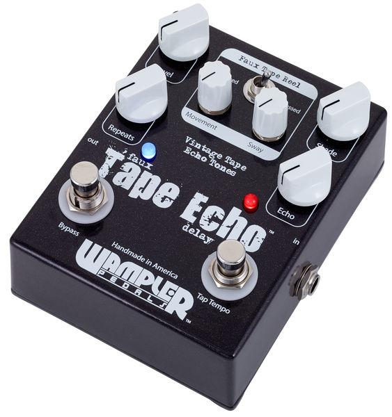 Wampler Faux Tape Echo Delay
