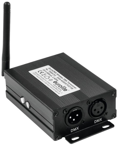 Eurolite QuickDMX Wireless transceiver