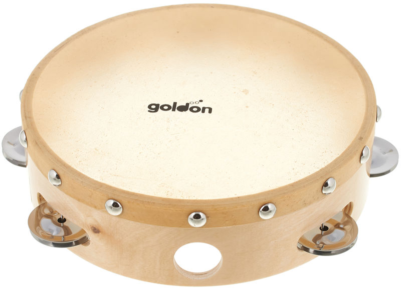 Goldon Tambourine 20 cm 35325
